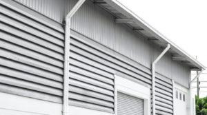 Commercial Gutter System Installation